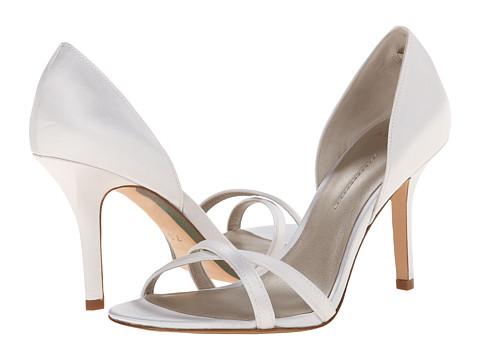 Aerin - Cocobay (White Satin) High Heels