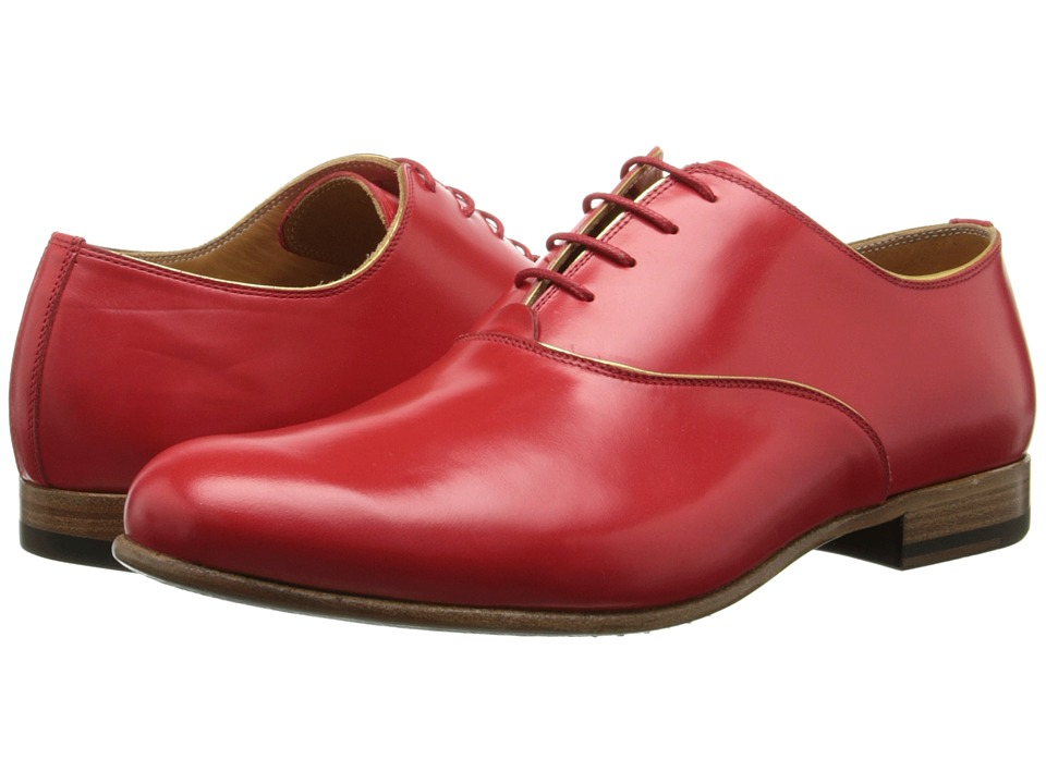 Marc Jacobs - Plain Toe Oxford (Red) Men