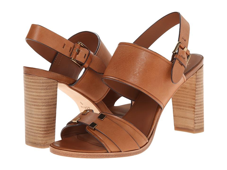 Aerin - Gigi (Tan Vachetta) High Heels