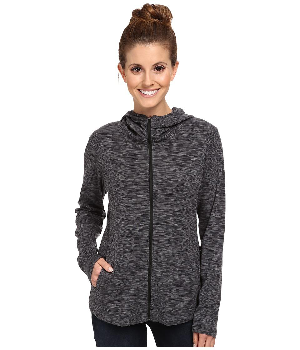 Columbia - OuterSpaced Full Zip Hoodie (Black 1) Women's Sweatshirt