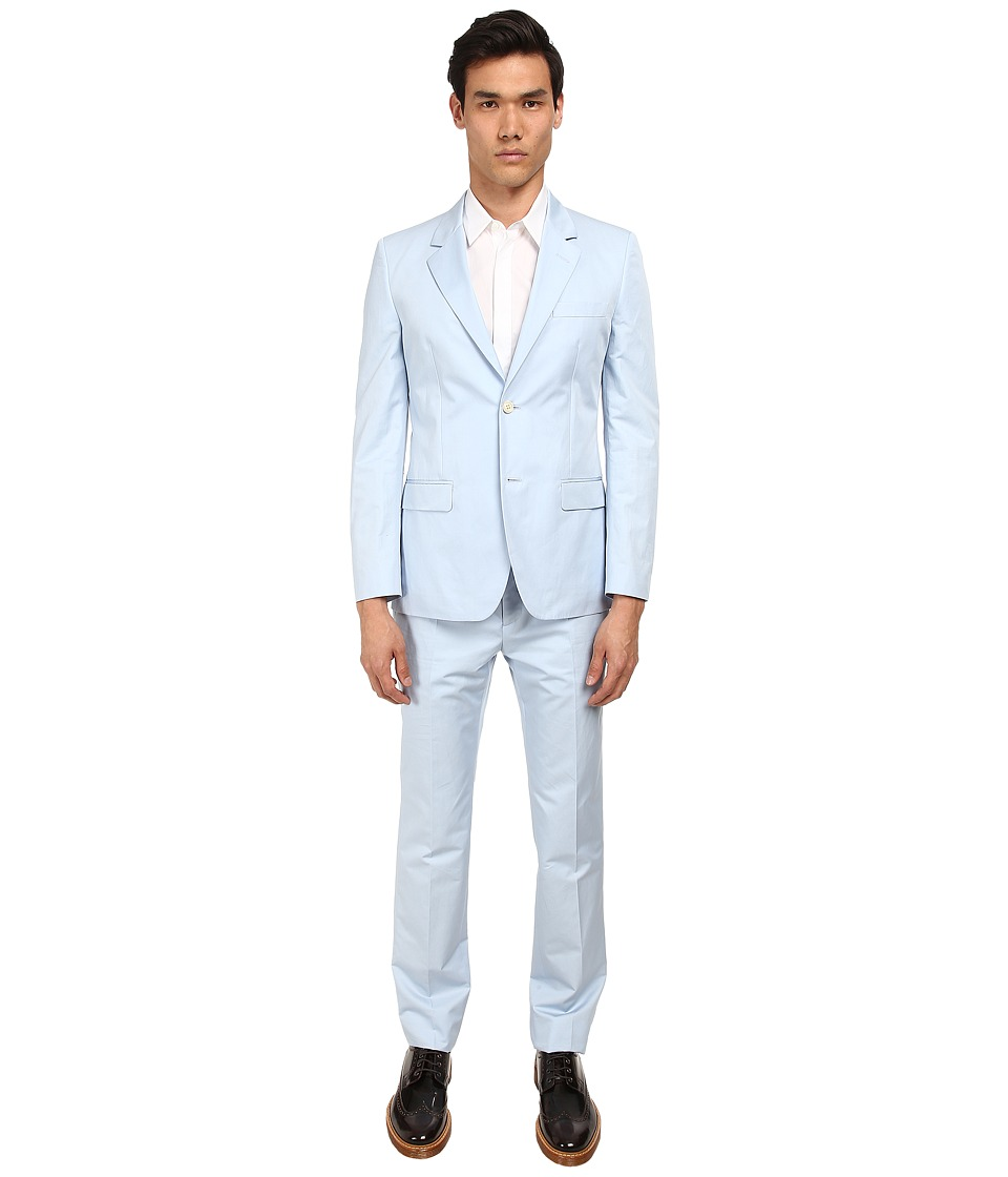 Marc Jacobs - Summer Suit (Sky Blue) Men's Suits Sets