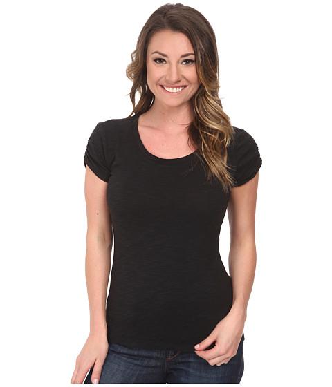 Columbia - Rocky Ridge Tee (Black 1) Women's T Shirt
