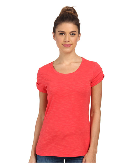 Columbia - Rocky Ridge Tee (Red Hibiscus) Women's T Shirt