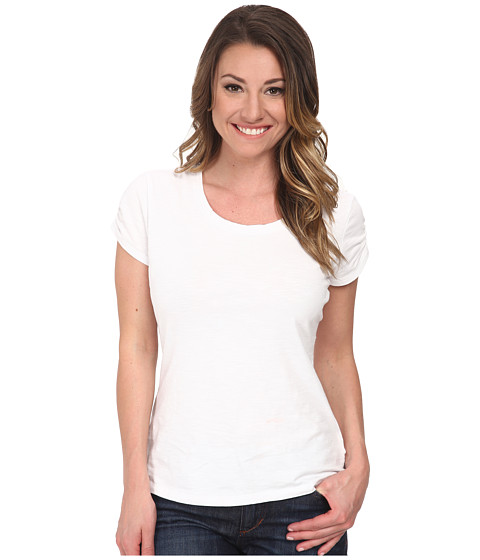 Columbia - Rocky Ridge Tee (White 1) Women