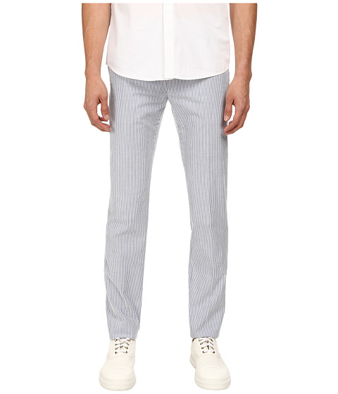 Marc Jacobs - Summer Seersucker Pant (Blue Multi) Men