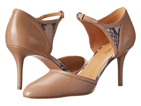 Nine West - Ecentric (Cashew Quasar) High Heels