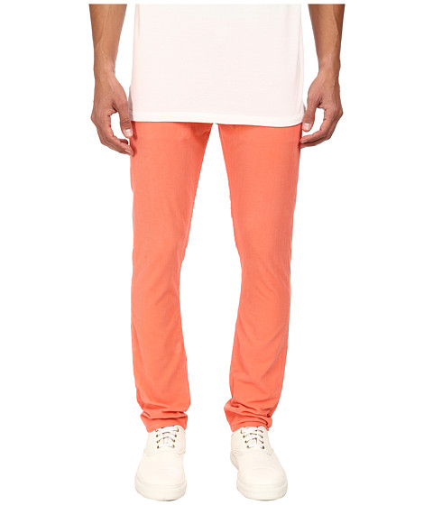 Marc Jacobs - Slim Fit Denim in Flamingo (Flamingo) Men's Jeans