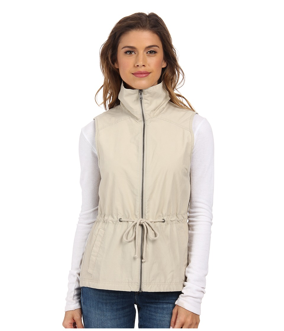 Columbia - Arch Cape III Vest (Fossil, Cypress Lining) Women's Vest
