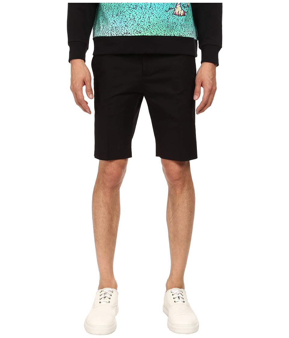 Marc Jacobs - Summer Suiting Shorts (Ebony) Men