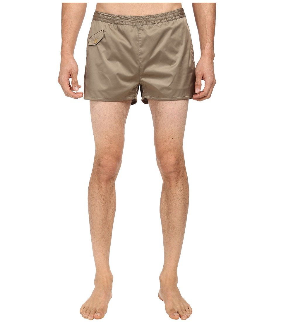 Marc Jacobs - Beach Nylon Swimshort (Pale Palm) Men's Swimwear