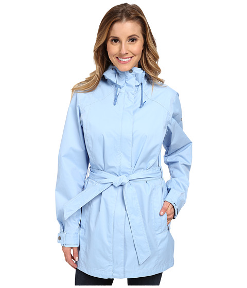 Columbia - Pardon My Trench Rain Jacket (Air) Women