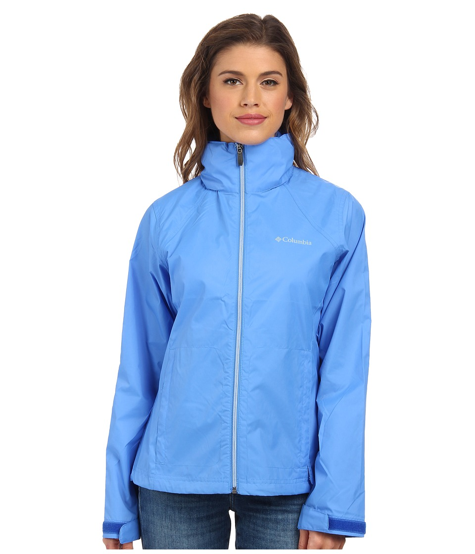 Columbia - Switchback II Jacket (Harbor Blue) Women's Coat