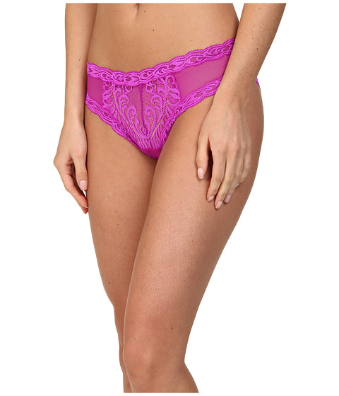 Natori - Feathers Hipster (Ultra Violet) Women