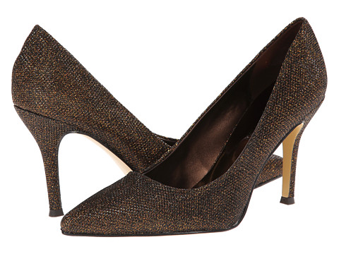 Nine West - Flax (Bronze Fabric) High Heels