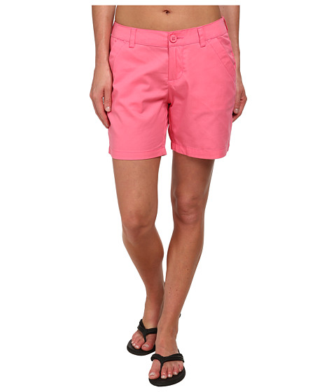 Columbia - Kenzie Cove Short (Tropic Pink) Women's Shorts