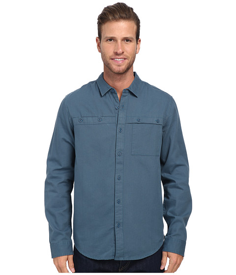 Tavik - Shin (Jetty) Men's Long Sleeve Button Up