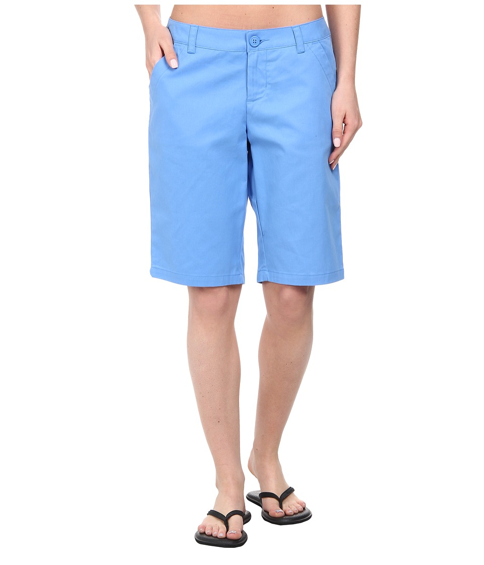 Columbia - Kenzie Cove Bermuda Short (Harbor Blue) Women's Shorts