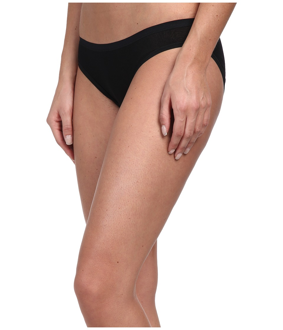 OnGossamer - Mesh Clean Edge Bikini 021850 (Black) Women's Underwear