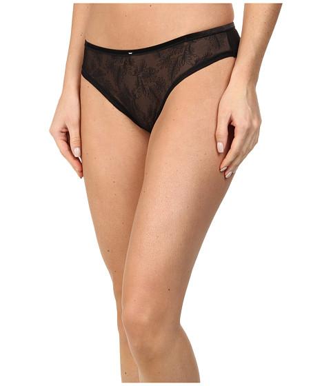 OnGossamer - Holiday Brazilian Bikini 022852 (Black/Nude) Women's Underwear