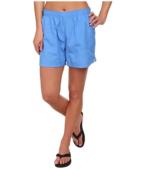 Columbia - Sandy River Short (Harbor Blue, Geyser) Women
