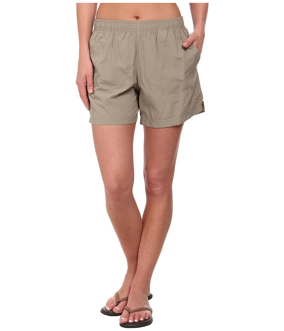Columbia - Sandy River Short (Tusk 1) Women's Shorts
