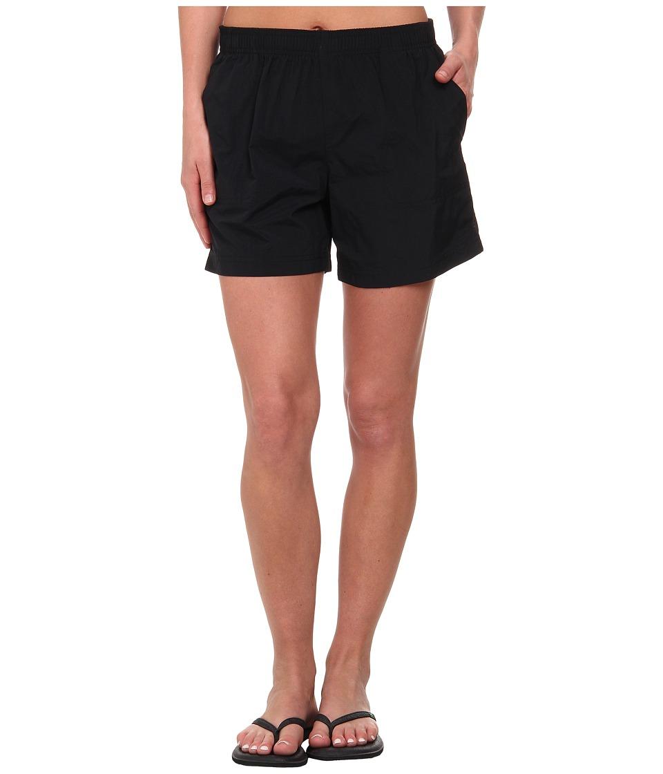 Columbia - Sandy River Short (Black 1) Women's Shorts
