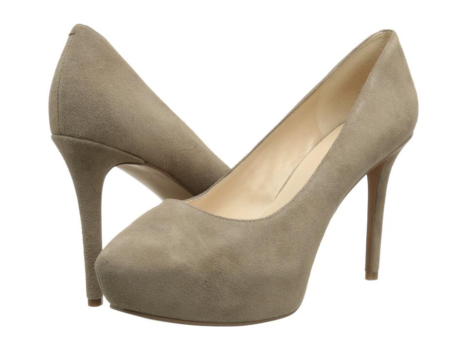 Nine West - Juliette (Taupe Suede) High Heels