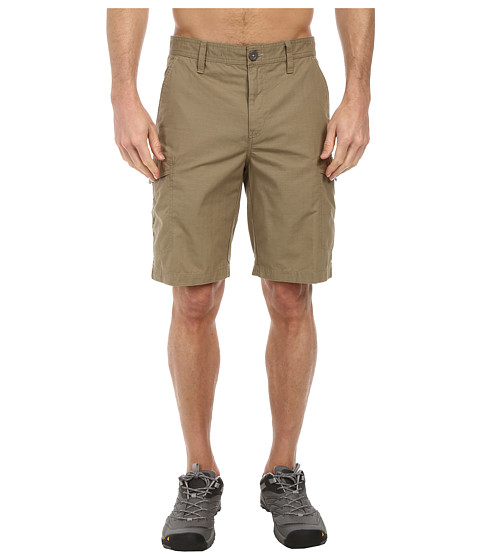Columbia - Lock N' Load Short (Flax/Timberwolf) Men's Shorts