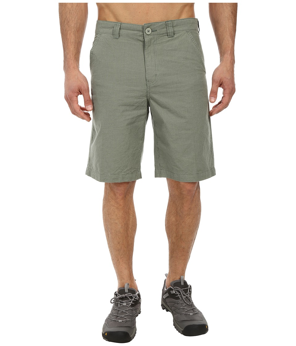 Columbia - Washed Out II Novelty Short (Commando Gingham) Men's Shorts