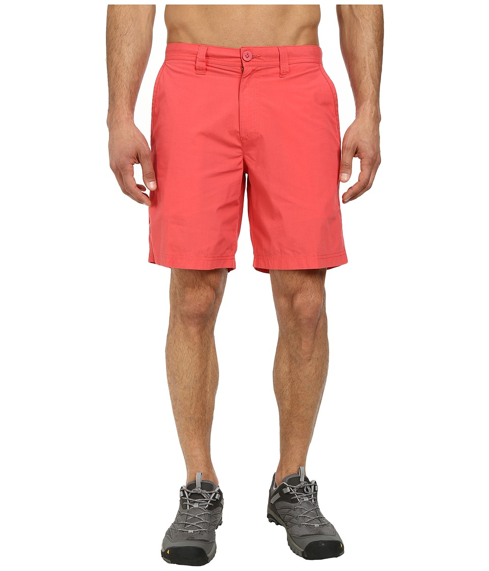 Columbia - Washed Out Short (Sunset Red) Men's Shorts