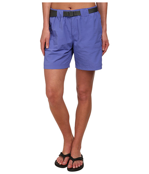 Columbia - Sandy River Cargo Short (Purple Lotus, Grill) Women