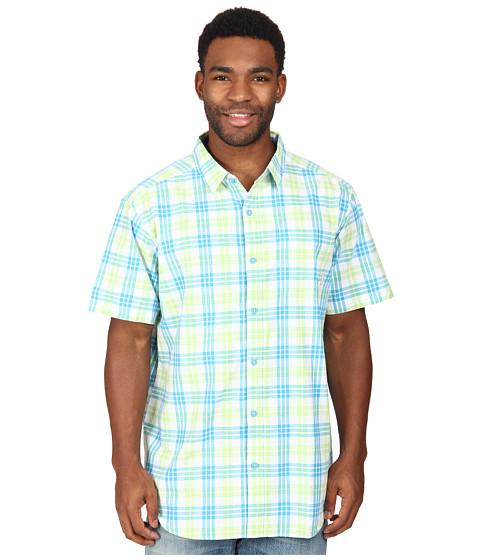 Columbia - Thompson Hill II Yarn Dye Shirt (Jade Lime Check) Men
