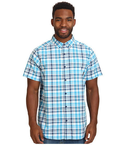 Columbia - Rapid Rivers II Short Sleeve Shirt (Rapid Plaid) Men