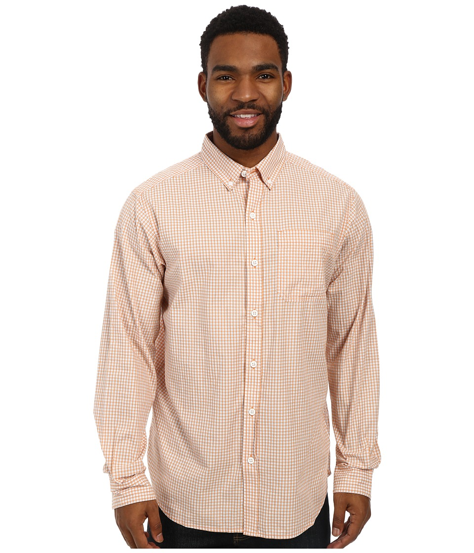 Columbia - Rapid Rivers II Long-Sleeve Shirt (Koi Small Plaid) Men's Long Sleeve Pullover