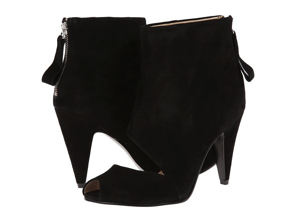 Nine West - Sumptuous (Black Suede) Women's Boots