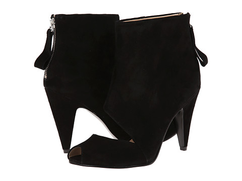 Nine West - Sumptuous (Black Suede) Women