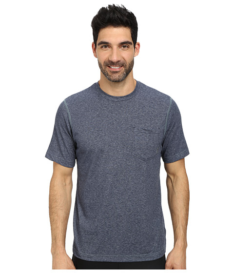 Columbia - Thistletown Park Pocket Tee (Nocturnal Heather) Men