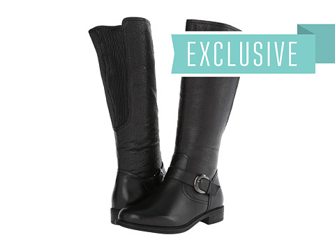 David Tate - Bolero (Black) Women's Zip Boots