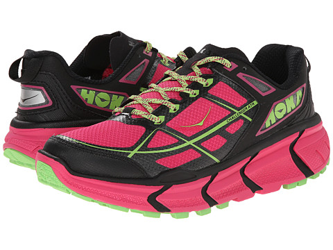 Hoka One One - Challenger ATR (Beetroot Purple/Jasmine Green) Women's Running Shoes