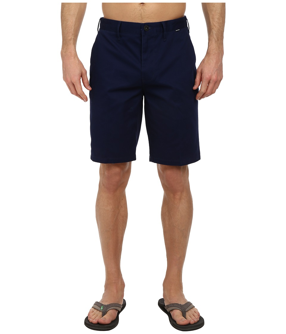 Hurley - One Only Chino Walkshort (Midnight Navy) Men's Shorts