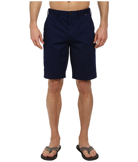 Hurley - One Only Chino Walkshort (Midnight Navy) Men