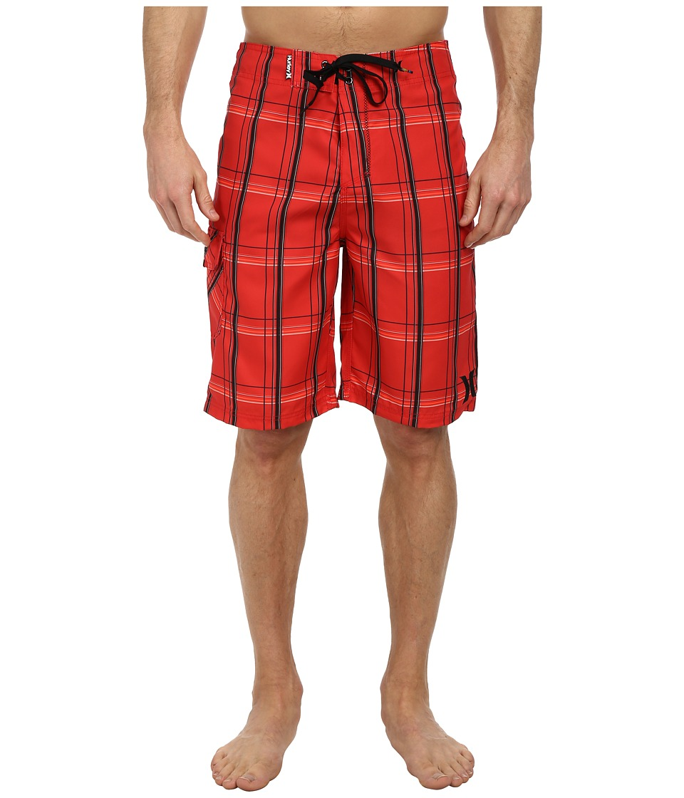 Hurley - Puerto Rico Boardshort (Daring Red) Men