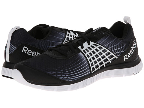 Reebok - Z Dual Rush (Black/White) Men's Cross Training Shoes