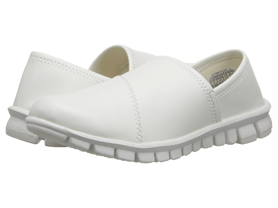 NoSoX - Stretch (White) Women's Shoes