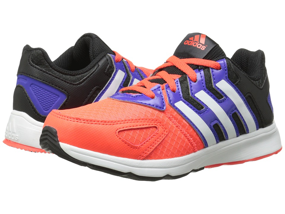 adidas Kids - Az-Faito K (Little Kid/Big Kid) (Night Flash/White/Solar Red) Boys Shoes