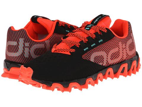adidas Kids - Vigor 5 TR K (Little Kid/Big Kid) (Black/Vivid Mint/Solar Red) Boys Shoes