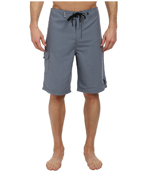 Hurley - One Only Boardshort 22 (Blue Graphite) Men