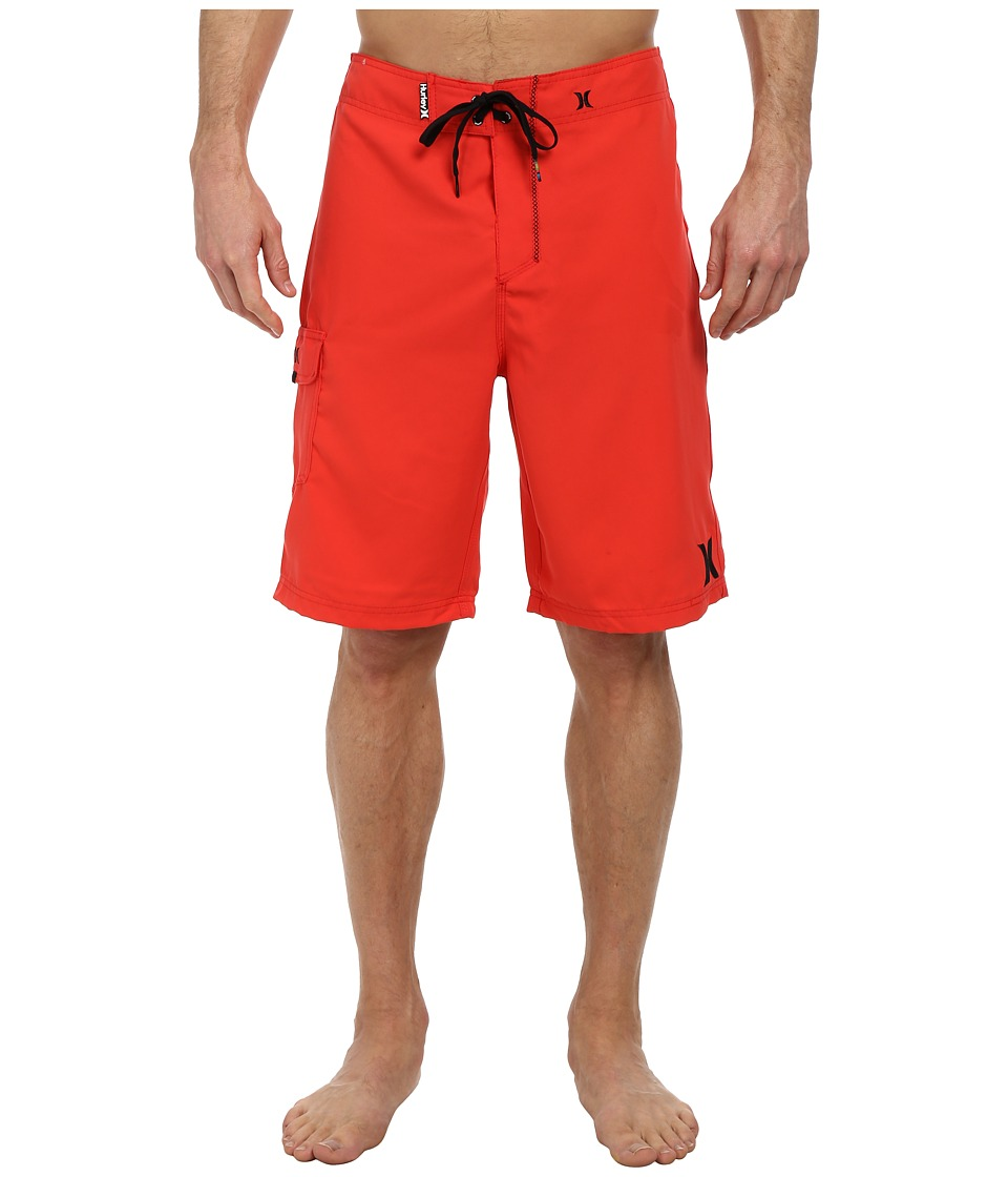 Hurley - One Only Boardshort 22 (Daring Red) Men's Swimwear