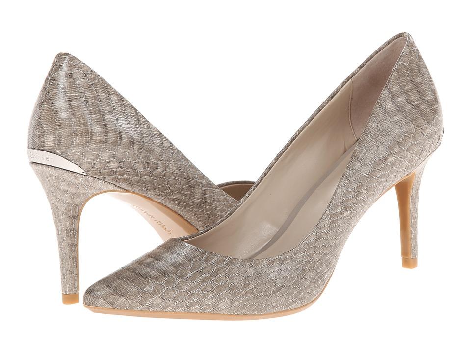 Calvin Klein Gayle (Vapor Naked Snake) High Heels