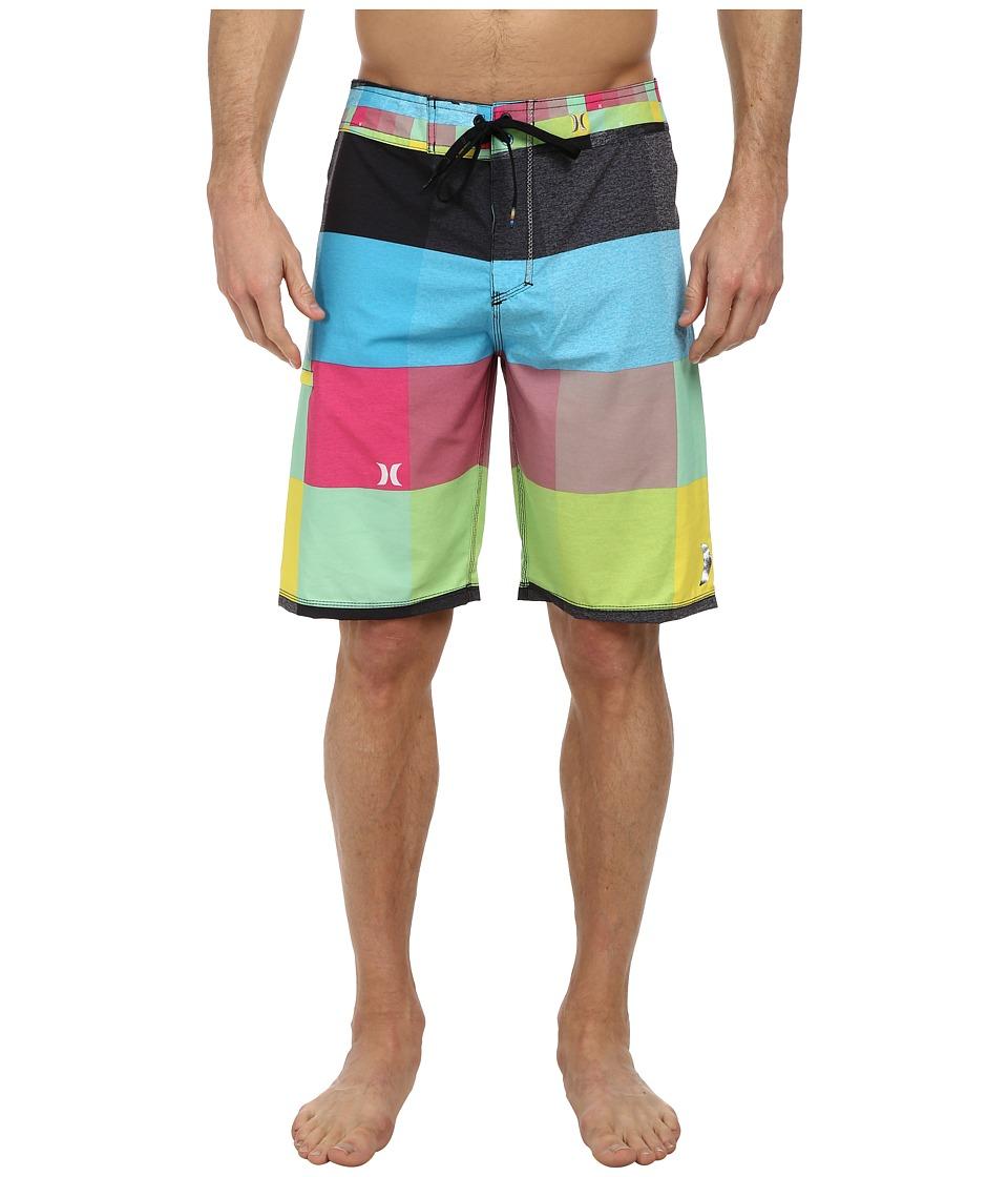 Hurley - Phantom Heathered Kingsroad Boardshort (Multi) Men's Swimwear